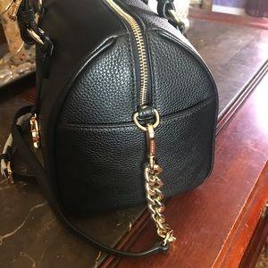 Michael Kors Bags - Michael Kors Grayson chain satchel leather bag
